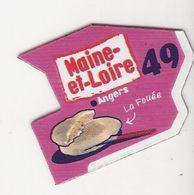 Magnet Le Gaulois 49 - Maine Et Loire - Advertising