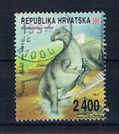 Kroatien 1994 Dinos Mi.Nr. 268 Gestempelt - Kroatien
