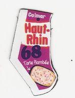 Magnet Le Gaulois 68 - Haut Rhin - Publicitaires