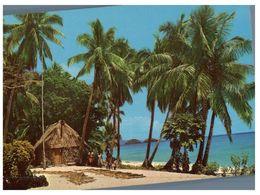 (475) Fiji - Dravuni Village - Fidji