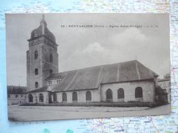 Eglise Saint-Benigne - Pontarlier