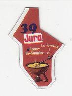 Magnet Le Gaulois 39 - Jura - Advertising