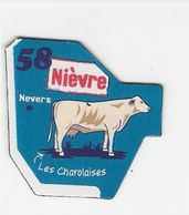 Magnet Le Gaulois 58 - Nièvre - Publicitaires