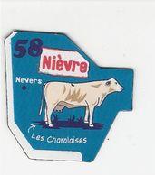 Magnet Le Gaulois 58 - Nièvre - Advertising