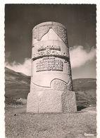 Col Du Galibier - Monument  Desgrange -   CPSM  ° - France