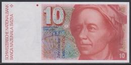 Switzerland 10 Franken (19)80 UNC - Switzerland