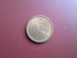 5 Centavos  1921 - Portugal