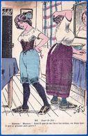 HUMORISTIQUE ILLUSTRATEUR N° 301 JOUR DE FETE TRACE DE ROUILLE - NOTRE SITE Serbon63 - Humor