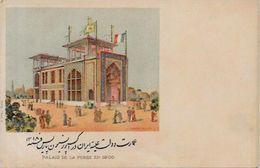 CPA Perse Iran Non Circulé Palais 1900 - Iran
