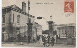 58..NEVERS -  CASERNE PITTIE  1909  TTBE - Nevers