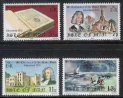 ISLE OF MAN, 1975, Mint Never Hinged Stamp(s), Christmas, 68-71, M4813 - Isle Of Man