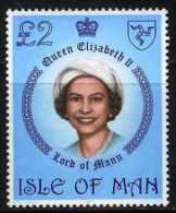 ISLE OF MAN, 1981, Mint Never Hinged Stamp(s), QE II, 202, M4816 - Isle Of Man