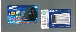 EMIRATI ARABI UNITI (UNITED ARAB EMIRATES) -1997 SAMSUNG, CRAFFT  - USED - RIF.  10436 - United Arab Emirates