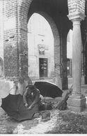 "07618 ""ITALIA - OMBRELLAIO-OMBRELLI-PARAPLUIE-SATEENVARJO-PARAPLY-3OHT-GUARDA CHUVA"" VERA FOTO. CART  NON SPED - Métiers"
