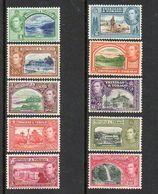 1938 TRINIDAD & TOBAGO - Definitives* - Trinidad & Tobago (...-1961)