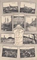 HERZOGENBURG (NÖ) - Sehr Seltene Mehrbilder-Karte Gel.1908? Nach Wien, Gute Erhaltung - Herzogenburg