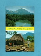 Nicaragua Chinandega Emperio Algodonero  Volcan San Cristobal ( Format 8,8 X 14 ) - Nicaragua