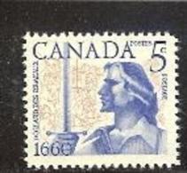 CANADA, 1960, Mint Never Hinged Stamp(s), Dollard De Ormeaux,  Michel 337, M5486 - 1952-.... Reign Of Elizabeth II