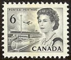CANADA, 1968, Mint Never Hinged Stamp(s), QE  II,  Michel 429, M5564 - 1952-.... Reign Of Elizabeth II