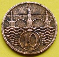 Czechoslovakia 10 Haleru 1933 - Czechoslovakia