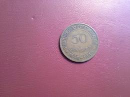 Portugal Colonia  Guine 50 Centavos 1946 - Portugal