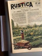 Rustica Journal De La Campagne 18 Juillet 1943 Les Jardins Ouvriers D'angouleme - Books, Magazines, Comics