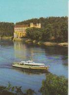 (CSK405) ORLIK. CASTLE . SHIP ... UNUSED - República Checa