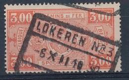 "TR 154 - ""LOKEREN Nr 3"" - (ref. LVS-21.108) - Ferrocarril"