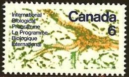 CANADA, 1970, Mint Never Hinged Stamp(s), Biologic Program,  Michel 450, M5579 - 1952-.... Reign Of Elizabeth II