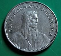 5 Francs Suisse 1980 Bon état - Suisse