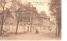 Bruxelles - CPA - Brussel - Etterbeek - Boulevard Militaire Et Caserne Des Guides - Etterbeek