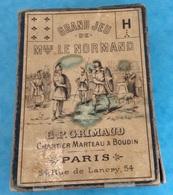Jeu Cartes Ancien Grimaud Le Normand Pratiques Secrètes 54 Cartes Cartomancie Zodiaques Règle - Group Games, Parlour Games
