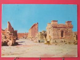 Jordanie - Ruins Of Jerash - Jordan - 1967 - Jolis Timbres - Scans Recto-verso - Jordan