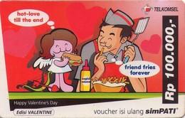 TARJETA TELEFONICA  DE INDONESIA. (007) - Indonesia