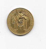 MEDAILLE  3 EURO  DE LYON   1996 - Euros Of The Cities