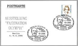 CARL SCHUHMANN - 4 Oros Olimpico 1896 Gimnania Y Lucha Grecorromana - Olympic Gold Medal. Berlin 1996 - Verano 1896: Atenas