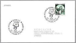 Misiones De Paz De Italia En El Mundo - Cascos Azules - UN Peacekeepers. Verona 1994 - Militaria