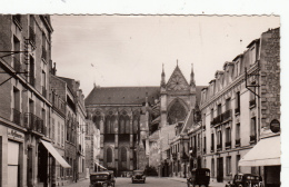 02- Soissons Rue Du Cloitre Cpsm Gm - Soissons