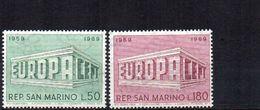 SAN MARINO 1969 - EUROPA CEPT - SERIE COMPLETA - MNH ** - Saint-Marin