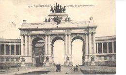 Bruxelles - CPA - Brussel - Arcade Monumentale Du Cinquantenaire - Places, Squares