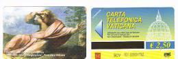 VATICANO-VATICAN-VATICAN CITY  CAT. C&C      6101 -RAFFAELLO. SAN GIOVANNI EVANGELISTA. PART. TRANSFIGURAZIONE - Vatican