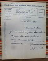 51 SAINTE MENEHOULD  Goyeux - Noel Etablissement D' Horticulture - Frankreich