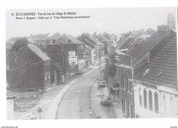 Ecaussinnes  Rue  Du Bas  Du  Village  De  Marche Et Auto's - Ecaussinnes