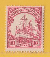 MiNr. 13 Xx  Deutschland Deutsche Kolonie Deutsch-Südwestafrika - Kolonie: Deutsch-Südwestafrika