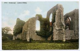 ALDEBURGH : LEISTON ABBEY - Angleterre