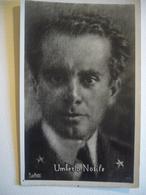 UMBERTO NOBILE - Historical Famous People