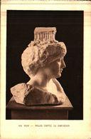 Sculpture 95 - L'oeuvre De Rodin, Pallas Coiffée Du Parthénon (tête Femme - Sculture