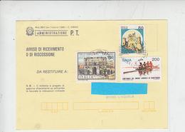 ITALIA  1983 - Ricevura Ritorno -  Sassone 1577-1606 -  Canottaggio - 6. 1946-.. Repubblica