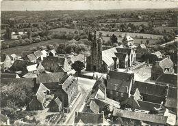 ( PLOUBEZRE) ( 22 COTES DU NORD ) EN AVION AU DESSUS DE....LE BOURG - Autres Communes