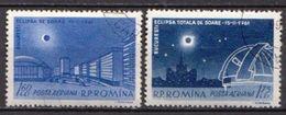 Romania Used Set - Astronomy